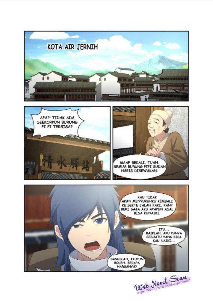 Heaven Defying Sword Bahasa Indonesia Chapter 33