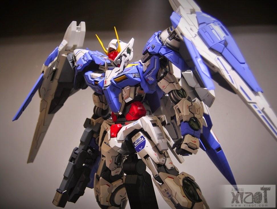 Custom Build Pg 1 60 00 Raiser Quot Detailed Quot Gundam Kits
