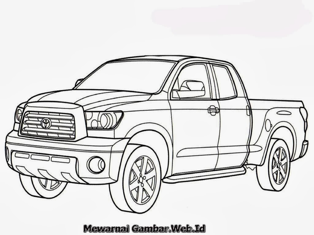 Gambar Mobil Toyota