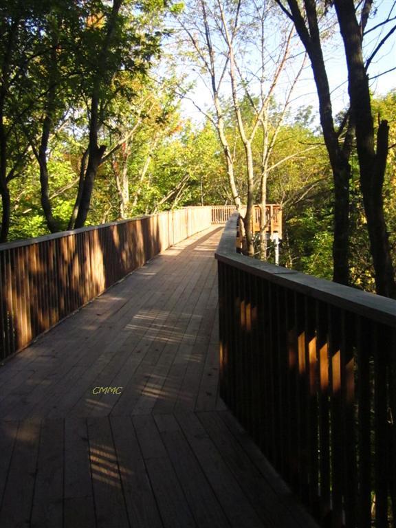 Sarett Nature Center Michigan