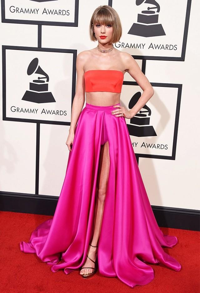 ATF 2016 Grammy's Taylor Swift