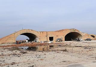 Syrian air defenses repel missile strike