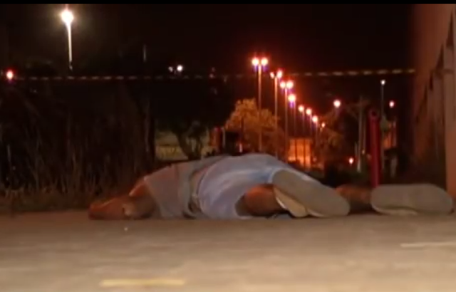 Homem é morto a tiros atrás de condomínio em Ceilândia