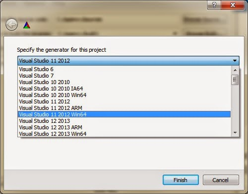 Part 2: Configuring OpenCv 2 x x and Visual studio 2012 in