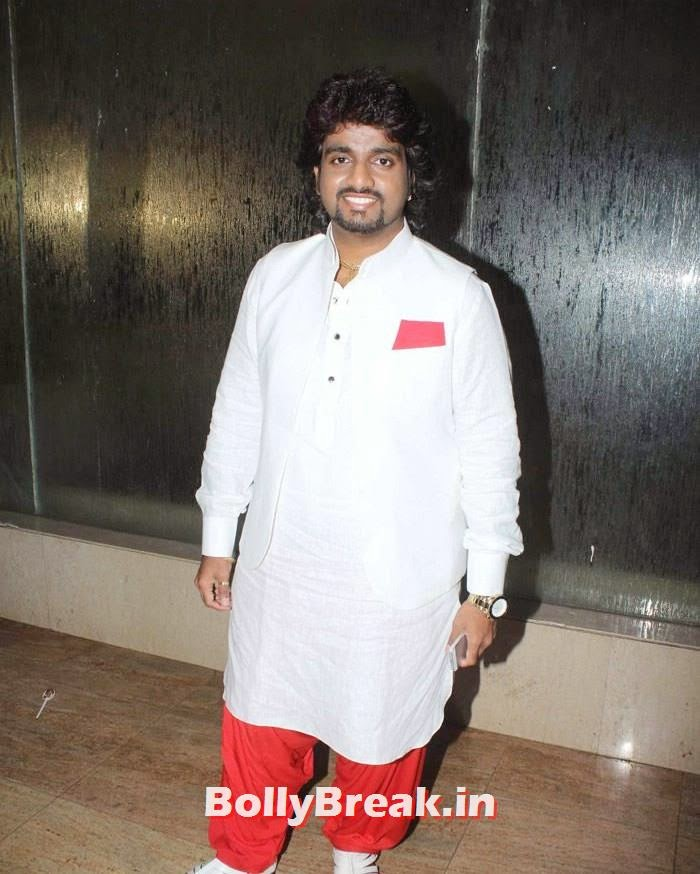 Adarsh Shinde, Celebs at 'Pyaar Wali Love Story' Music Launch
