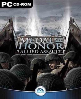 Medal of Honor: Allied Assault PC Box