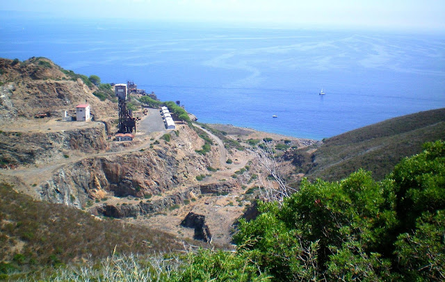 Miniere del Monte Calamita- Foto www.minieredicalamita.it