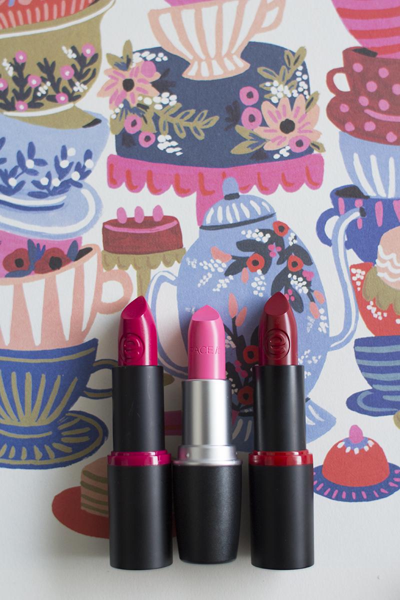 Fun lipsticks for spring