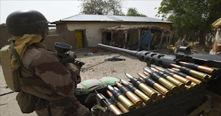 Nigerian News | Boko Haram raids military base in Nigeria's northeast, seizes weapons, ammunition  Click a social network button below to share the news on Google+