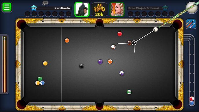 game billiar android dengan grafis HD