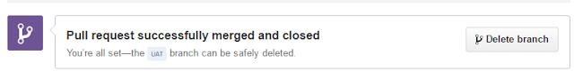 git delete branch