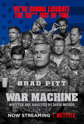War Machine (2017) HDRip