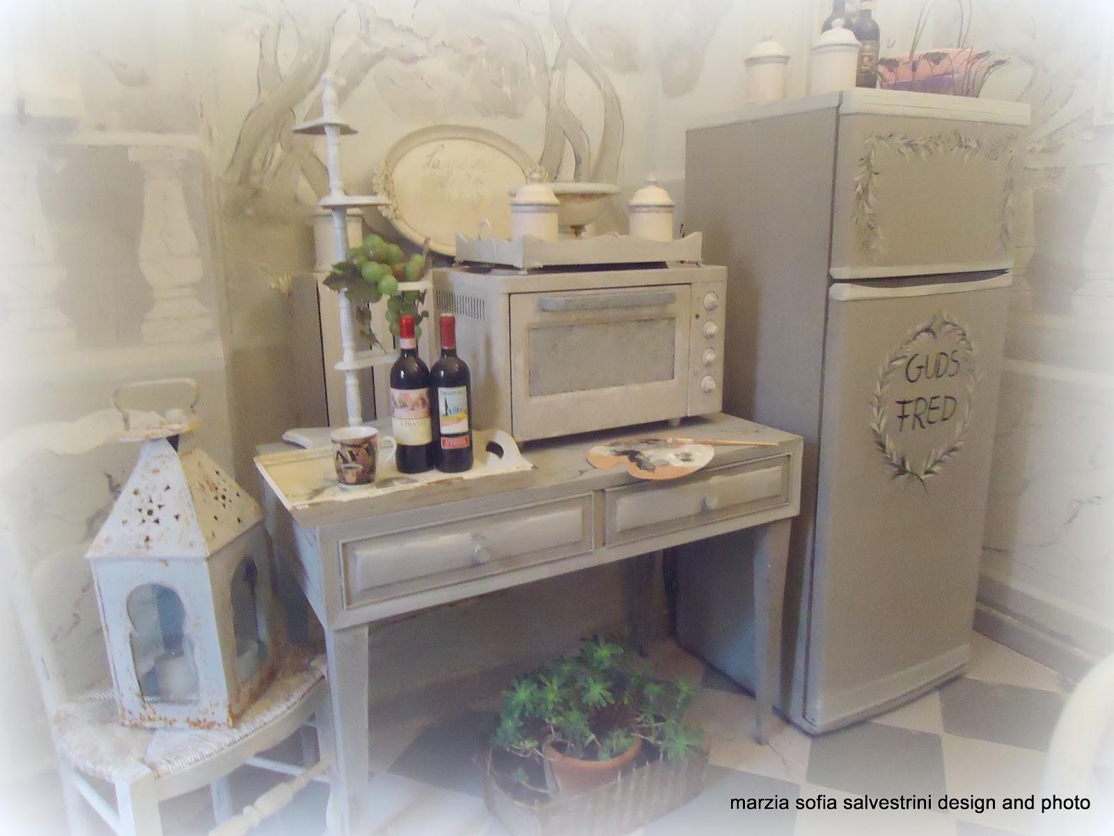 abbastanza Un vecchio frigo diventa Gustaviano, FN17