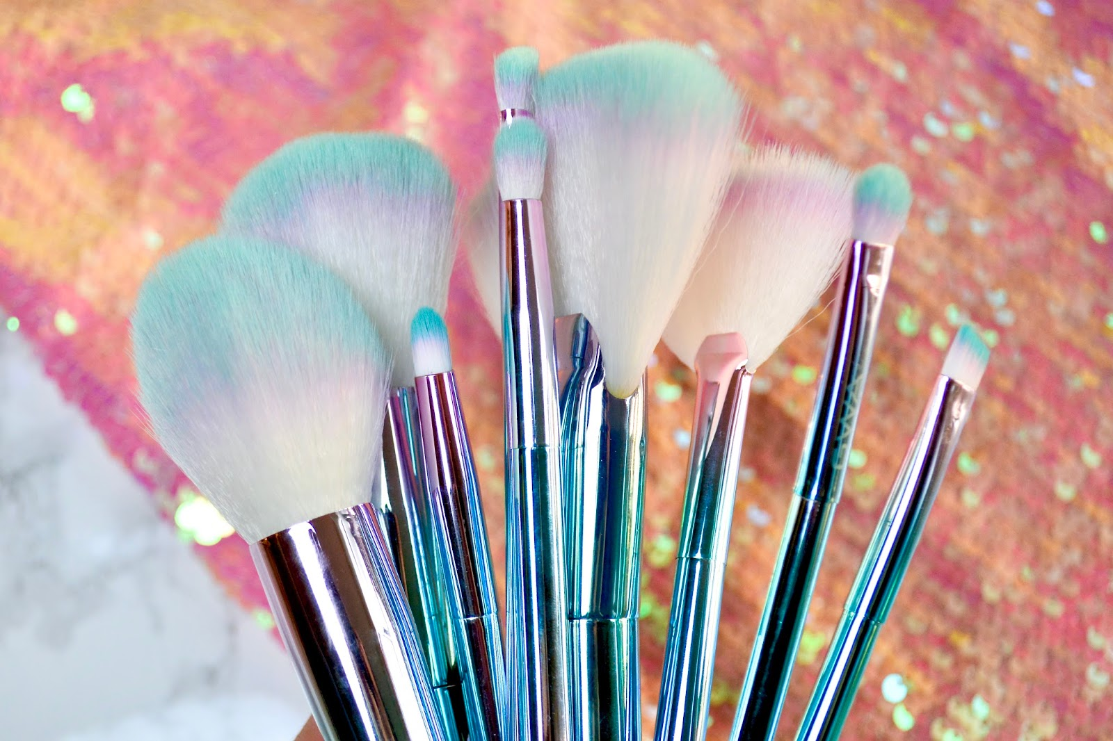 Girls With Attitude Unicorn Brushes