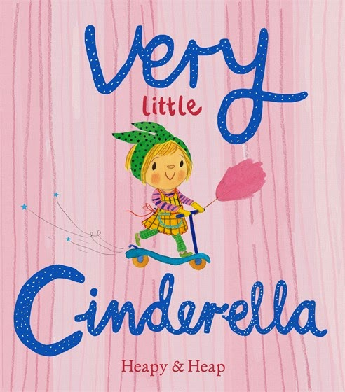 short e-book review for cinderella