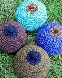 http://www.ravelry.com/patterns/library/crocheted-boobie-pattern