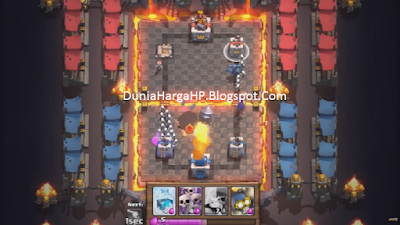 Clash Royale Perang Api