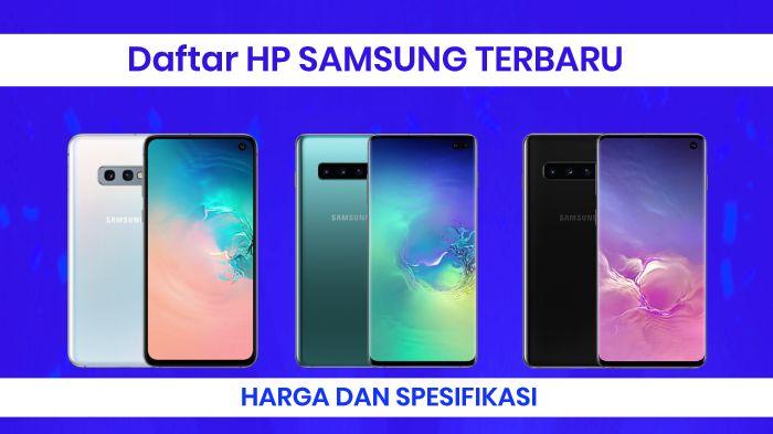 HP Samsung Terbaru