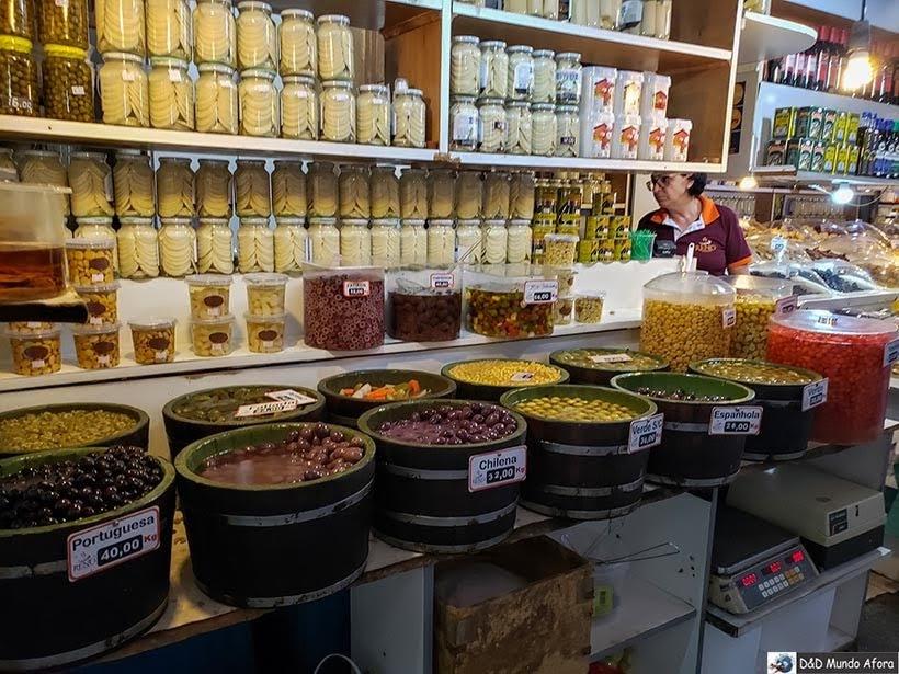 Produtos no Mercado Municipal de de São Paulo: o que fazer