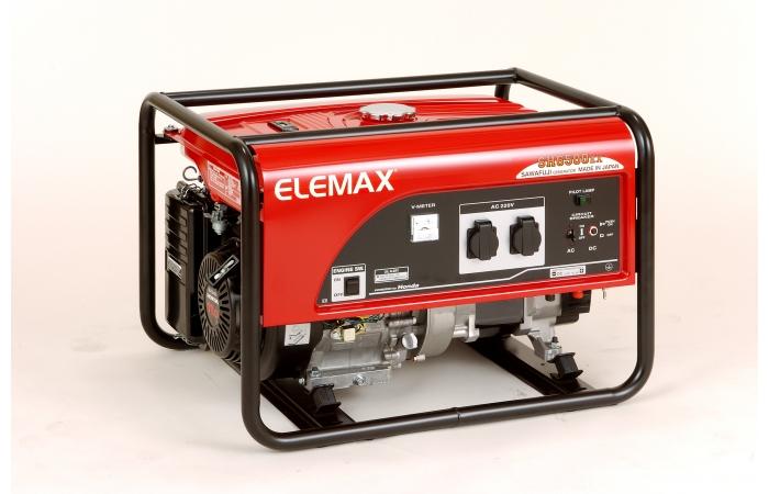 Máy phát điện ELEMAX SH6500EXS 5.8 KVA