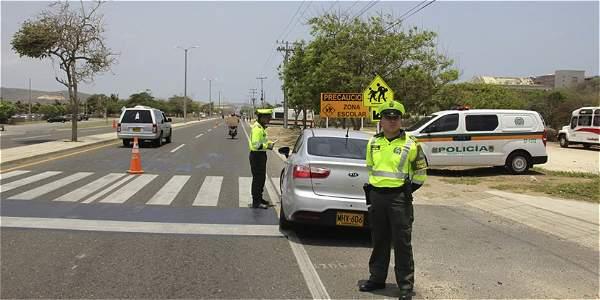 A más de $860 mil millones ascendieron infracciones de tránsito cometidas por los colombianos en 2016