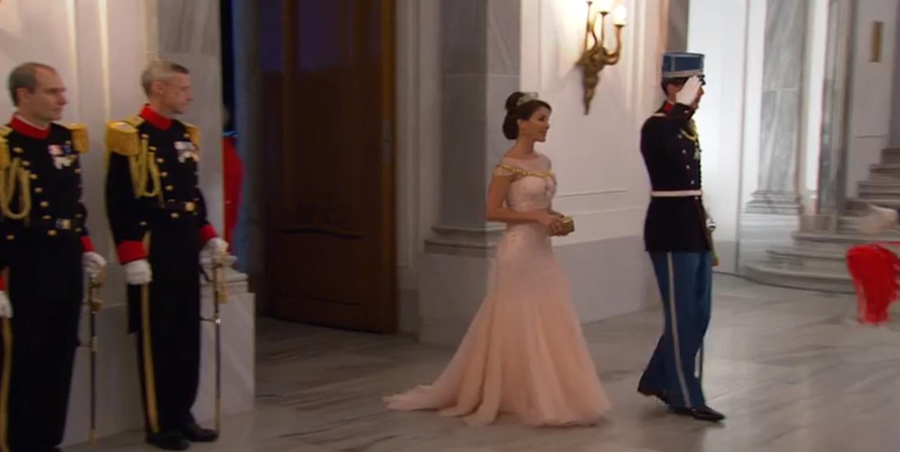 Danish Royal Family on New Years reception 2015  Newmyroyals  Hollywood Fashion