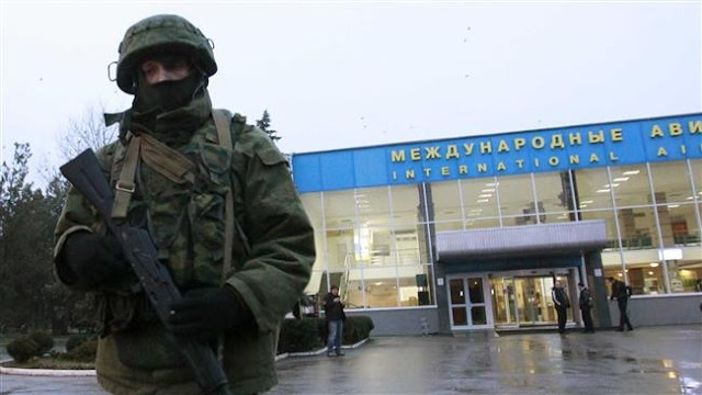 Russia says Ukraine incursion into Crimea thwarted