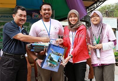 Team Pororo from Malaysia