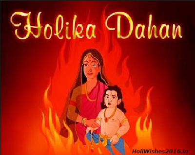 Information on Holika Dahan 2016