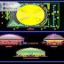 مخطط مشروع قاعة متعددة الرياضات بشكل بيضوي كاملا اوتوكاد dwg