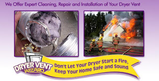 Dryer Vent Cleaning Fairfield 707-419-3533