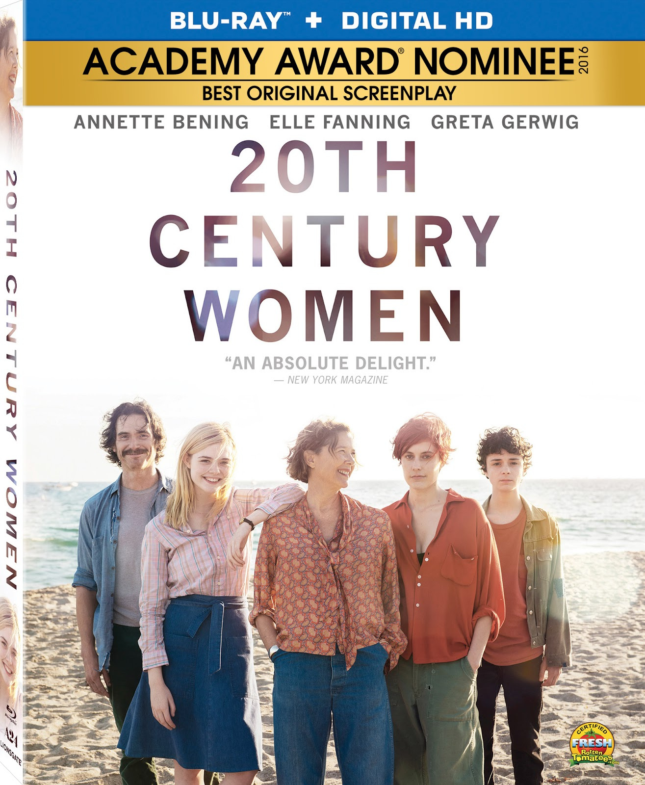 20th Century Women BD25 Descargar