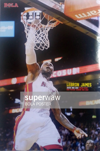 Poster Lebron James