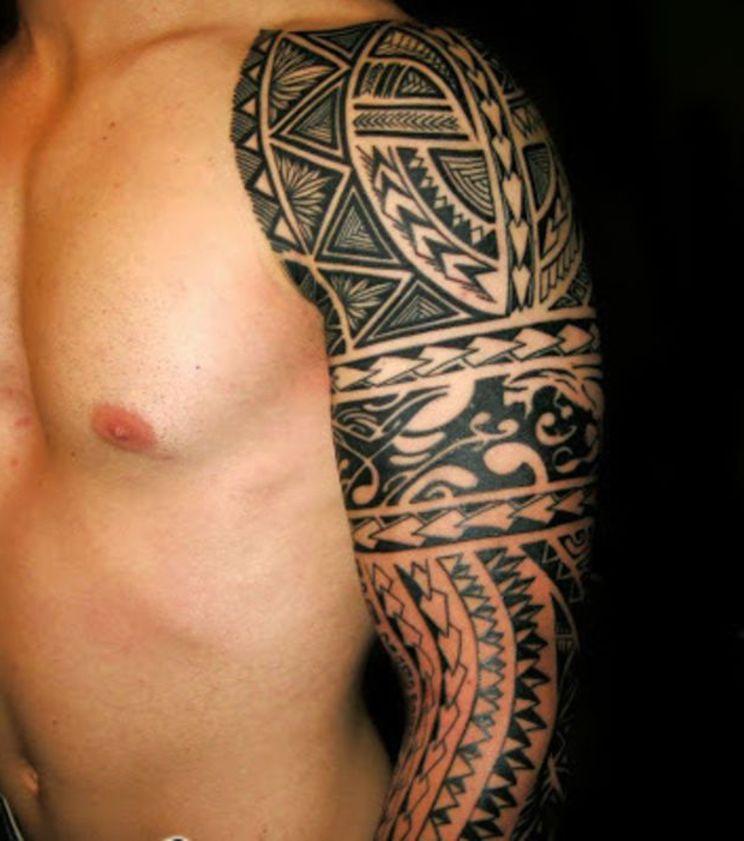 Tatuajes Hombre Brazo Entero Gastatuajes