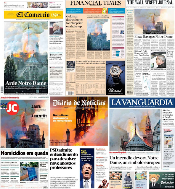 frontpages