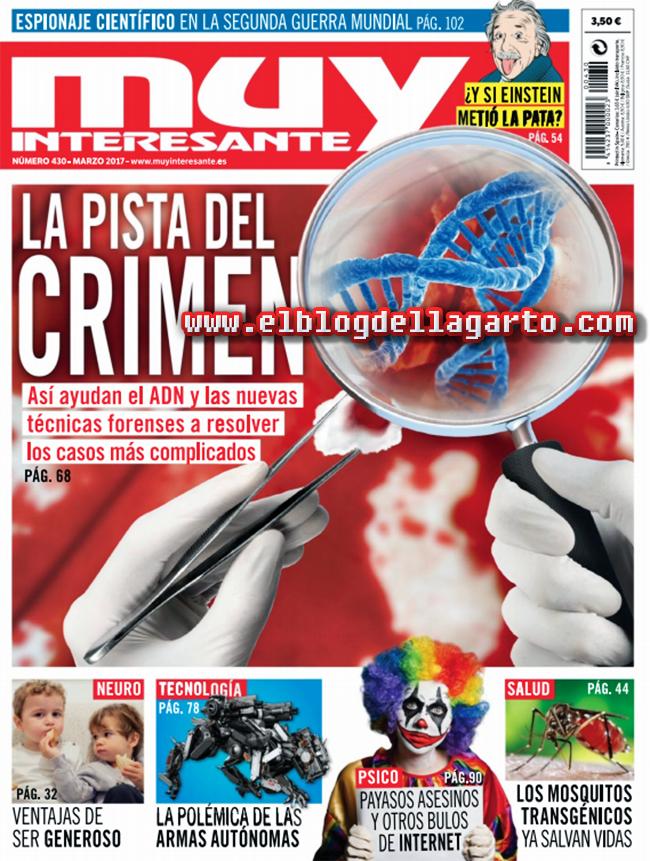 Muy interesante - La pista del crimen