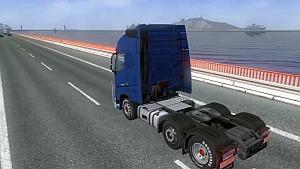 Bridge from Calais to Dover