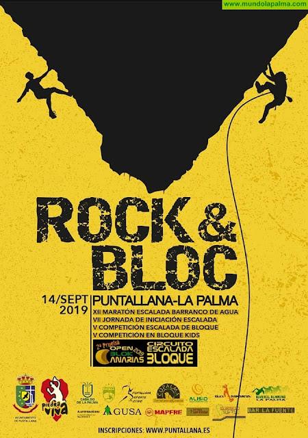 Puntallana vivirá este fin de semana una nueva edición del Rock&Bloc
