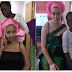 Meet Boy Fatai Azeez, 13yrs Old Makeup Artiste Who Dresses Actress Adunie Ade (Photos)