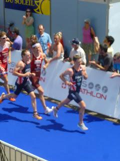 Le sprint final