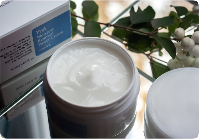 COSRX PHA Moisture Renewal Power Cream.