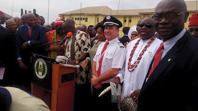 Imo state launches airline, Imo Air