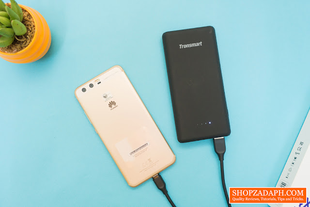 tronsmart fast charging powerbank review