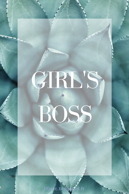 successful mantra girls boss Instagram blogger