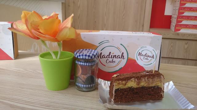 Lapisan Madinah Cake