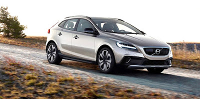 want to know volvo V40 car update information 2017