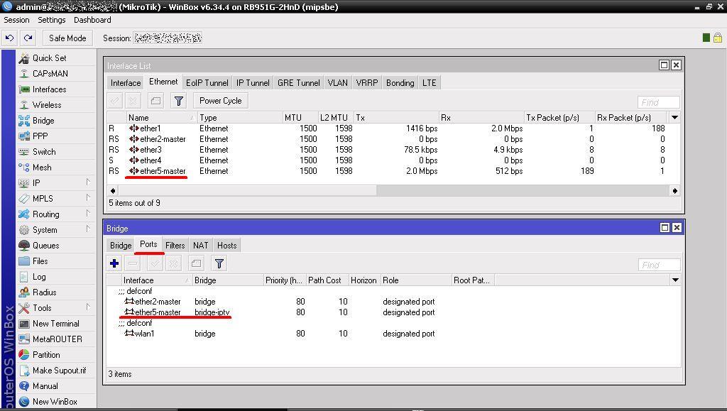 www Decker su: Настройка IPTV от Ростелеком в Mikrotik 951G-2HnD