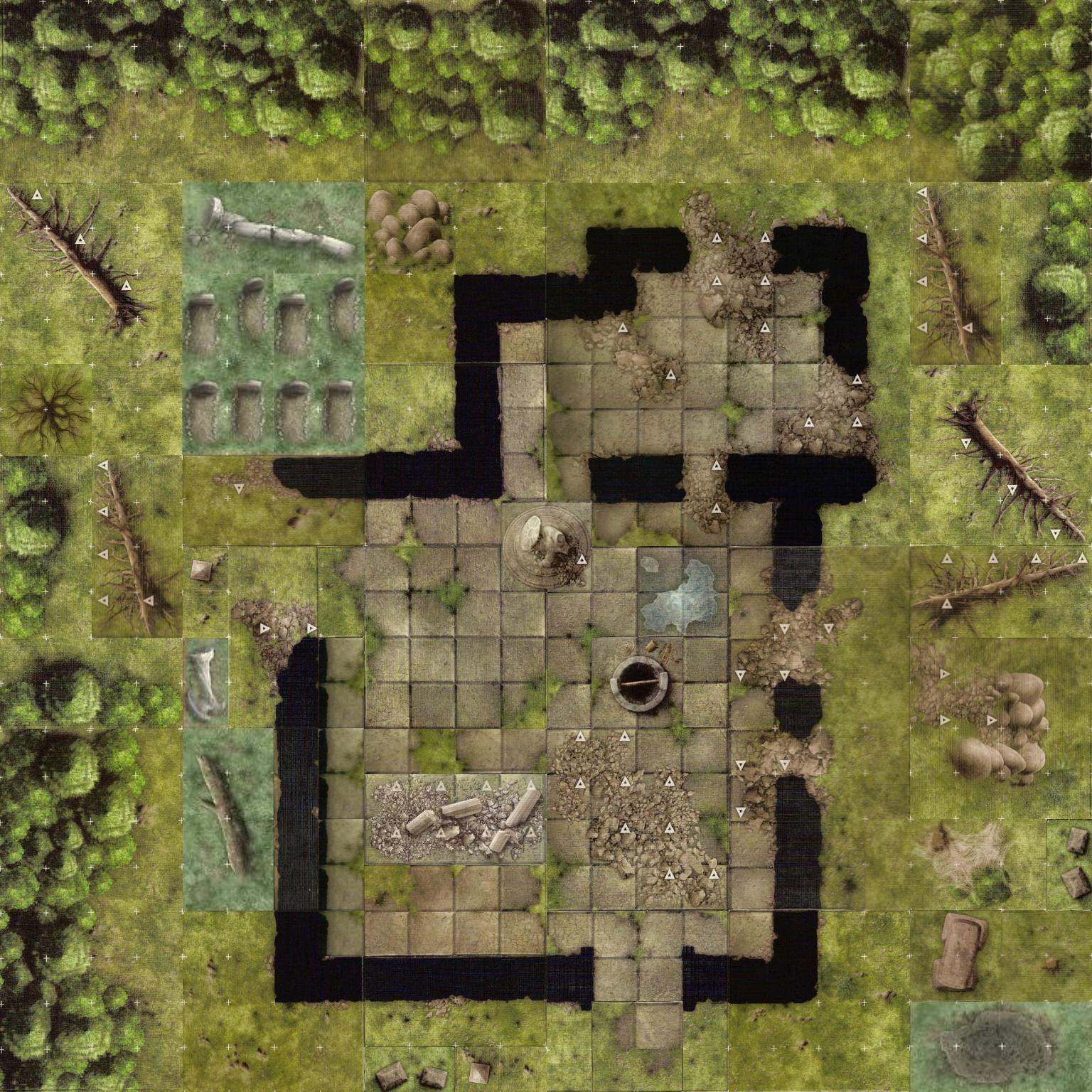 Step 14: Monday's Map #1