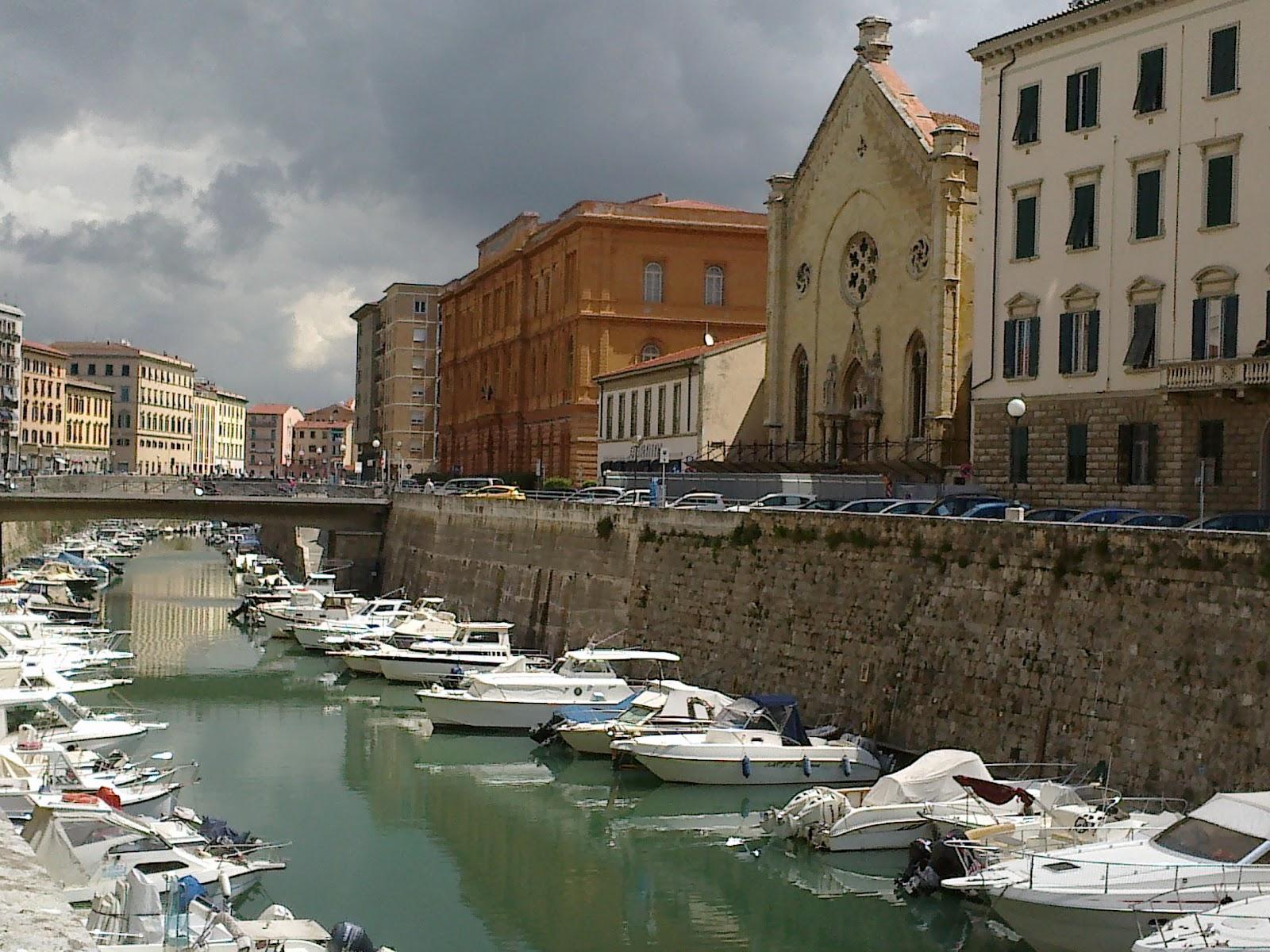 TOP WORLD TRAVEL DESTINATIONS: Livorno, Italy