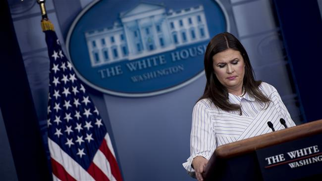 'Pretty clean and clear' that James Comey broke federal law: White House press secretary Sarah Huckabee Sanders